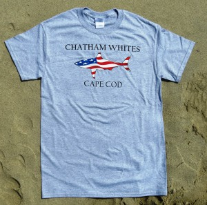 grey red white blue shortsleeve