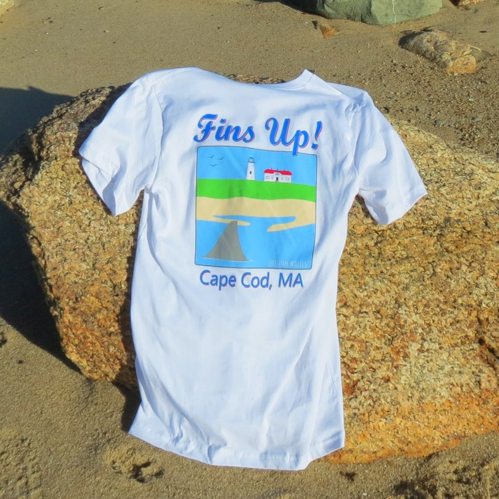 Fins Up! Children's T